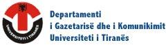 Universiteti i Tiranës - Departamenti i Gazetarisë dhe i Komunikimit